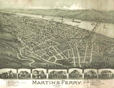 martins ferry